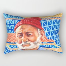 Sea Sailing Rectangular Pillow
