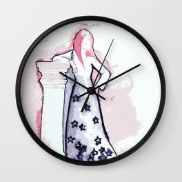 The stars Wall Clock
