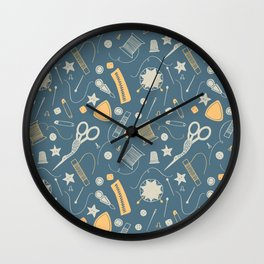 For sewing lovers Wall Clock