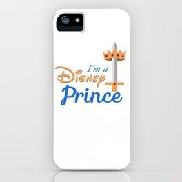 I'm  a Prince iPhone Case