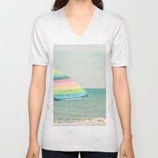 Sombrilla Unisex V-Neck