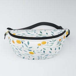 Orange Tree Fanny Pack