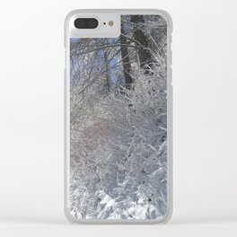 Sugarcoated Clear iPhone Case