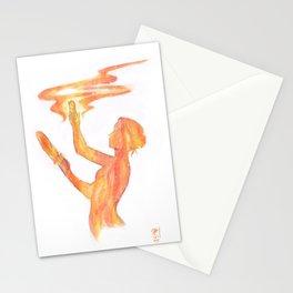 Fire Medicine Stationery Cards