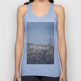 Hike to the Sign Unisex Tank Top