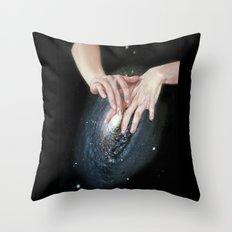 Black Eye Throw Pillow