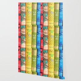 Rainbow Leather Classics Wallpaper