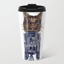 Cat2D2 Travel Mug