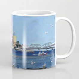 Pearl of the Baltics Coffee Mug