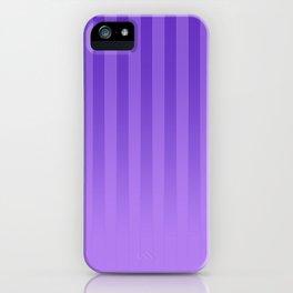 Gradient Stripes Pattern ip iPhone Case
