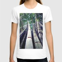bamboo T-shirts featuring bamboo by Dinesh