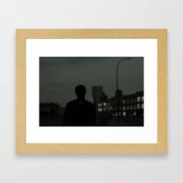 Kuma God  Framed Art Print