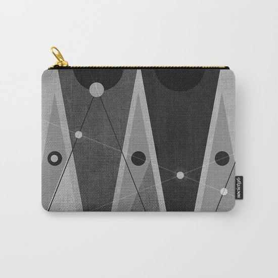 Geometric/Abstract 20 Carry-All Pouch