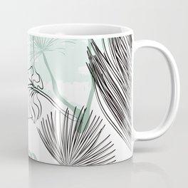 Golden Leaf Coffee Mug