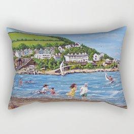 Newquay, Wales Rectangular Pillow