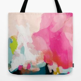 pink sky Tote Bag