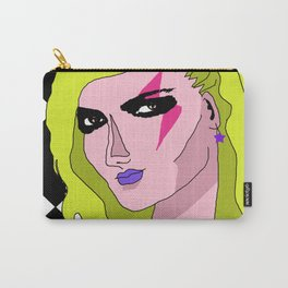 Glam Rock Queen Carry-All Pouch