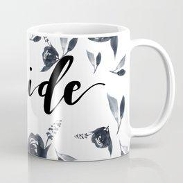 Bride to Be Florals Coffee Mug