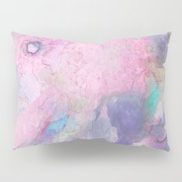 Soft Color Mermaid Style Pillow Sham