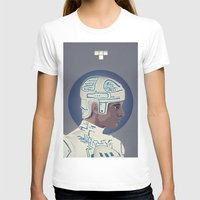 tron T-shirts featuring Tron by Perry Misloski