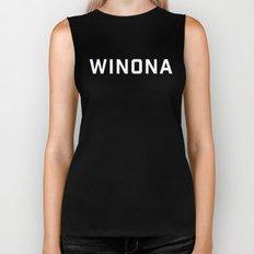 Winona (black) Biker Tank