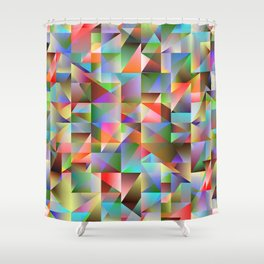 Over the top, 2240h Shower Curtain