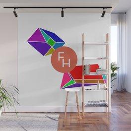 Chromometry Wall Mural