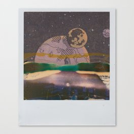 Astrotravellin' no. 1 Canvas Print