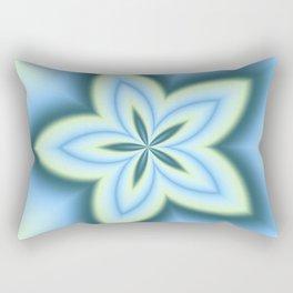 String Art Flower in MWY 01 Rectangular Pillow