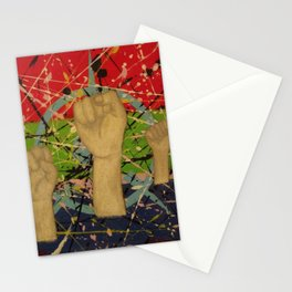 Power To All The People Stationery Cards