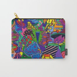 hop skip Carry-All Pouch