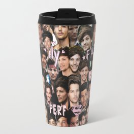Louis Tomlinson - Collage Travel Mug