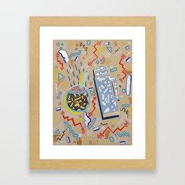 Matecito Framed Art Print