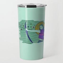 Sagittarius Travel Mug