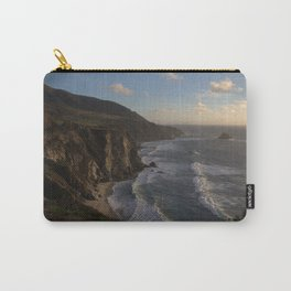 Sunset on Bixby Bridge Carry-All Pouch