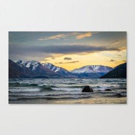 Lakeside 2 Canvas Print