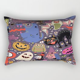 Yay for Halloween! Rectangular Pillow
