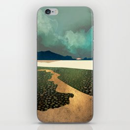 Distant Land iPhone Skin
