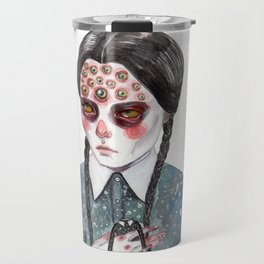 Wednesday Addams Travel Mug