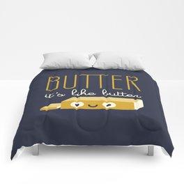 Spread the Word Comforters