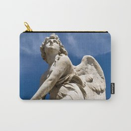 WHITE ANGEL - Sicily - Italy Carry-All Pouch
