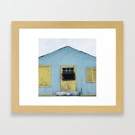 Let me love you a little bit more. Framed Art Print