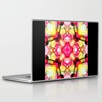 dna Laptop & iPad Skins featuring DNA 2 by Steve Purnell
