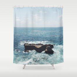 Ocean Rock Shower Curtain