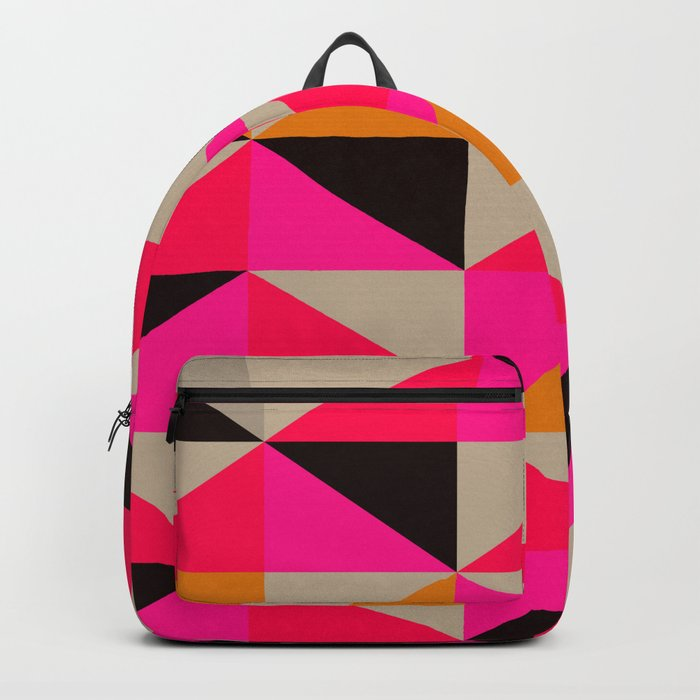 colour + pattern 5 Backpack