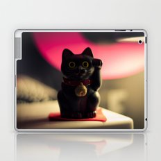 A maneki neko. Laptop & iPad Skin