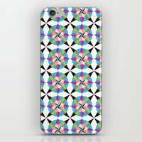 morocco iPhone & iPod Skins featuring MOROCCO STARS by Heaven7