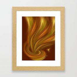 Aladdin effect Framed Art Print