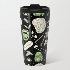 Whole Lotta Horror: BLK ed. Metal Travel Mug