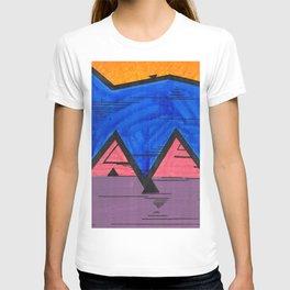 Nonconforming Triangular Hi-Five T-shirt